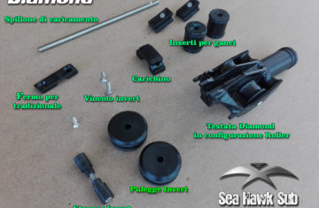 Diamond 004 kit completo_1offerta lancio