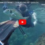 ALP + SEA HAWK EXTREME 1 75 & VELENO 90 – QUALCHE TIRO ESTIVO – GIUGNO 2019